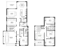 4 bedroom house designs plans one story luxury modern homes for in