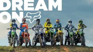 fox motocross kit fox mx 18 dream on transworld motocross
