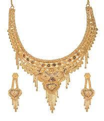 necklace sets designs images 7 best gold plated necklace set designs images gold jpg