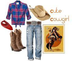 Cowgirl Halloween Costume Ideas Diy Cowgirl Costume