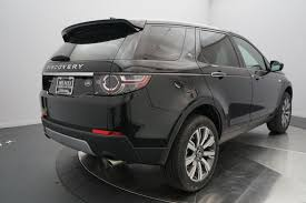 land rover discovery sport third row new 2017 land rover discovery sport hse luxury 4 door suv in