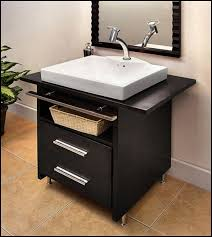 Bathroom Vanity With Drawers On Left Side 30 Inch Bathroom Vanity With Left Side Drawers Image Home Design