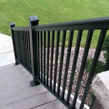 lowes banisters and railings aluminum stair rail brandonemrich com