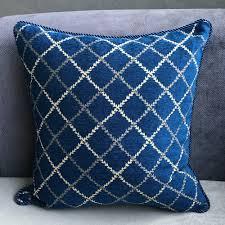 Wholesale Decorative Pillows Calm Blue Decorative Pillows Handbagzone Bedroom Ideas