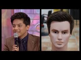 pinoy new haircut for men daniel padilla men s haircut tutorial thesalonguy youtube