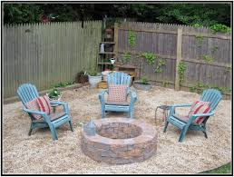 backyards outstanding how to be creative with stone fire pit