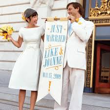 20 city wedding dress ideas for it official in style