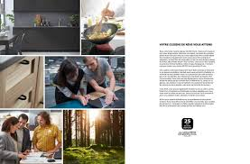 ikea cuisine catalogue brochure cuisines ikea 2018