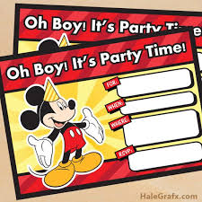 25 mickey mouse free printables ideas mickey