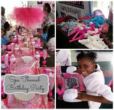 spa birthday party spa birthday spa birthday parties and spa