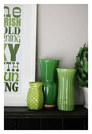 How To Paint Inside Glass Vases This Is Such A Fun Way To Re Purpose Those Ugly Glass Vases I