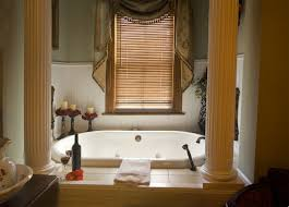 window treatment ideas for bathroom best style bathroom curtain ideas stylid homes throughout 10