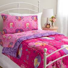 girls pink and purple bedding amazon com disney frozen twin size complete bedding set wth
