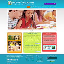 joomla education templates 12 best templates infantis images on