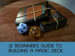 do mtg cards on amazon go on sale for black friday tips to build a magic the gathering deck for beginners hobbylark