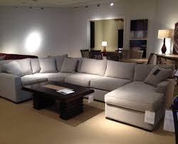 Living Room Furniture At Macy S Furniture Oversized Sectionals Sofa In Tan For Living Room