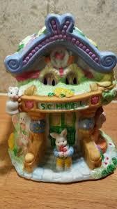 hoppy hollow easter porcelain hoppy hollow easter bunny bakery 2003