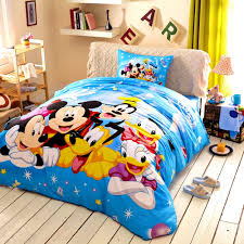bedroom surprising popular mickey mouse comfort bedding set full
