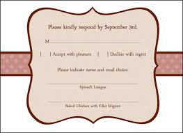 Response Card Wording Wedding Invitation Reply Card Wording Wedding Invitation Reply