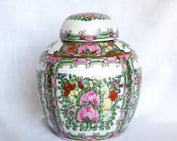 what are ginger jars chinese ginger jar etsy