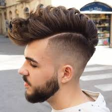 best haircut for men curly hair top 30 mohawk fade hairstyles for men