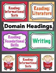 3rd grade common core ela word wall and more by math mojo tpt