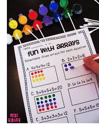 best 25 repeated addition ideas on pinterest repeated addition
