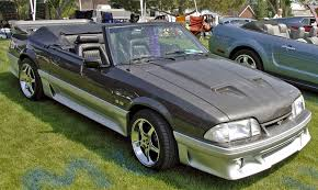 1990 mustang gt convertible value titanium gray 1990 ford mustang gt convertible