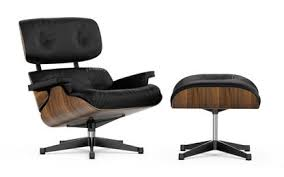 Lounge Chair Ottoman Vitra Lounge Chair Ottoman By Charles Eames 1956