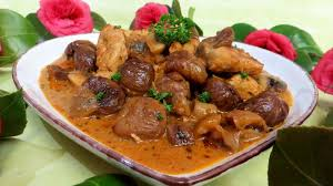 cuisiner des chataignes cuisiner des chataignes gteau la confiture de chtaignes recette de