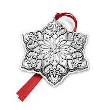 towle master snowflake 2017 towle ornaments