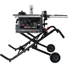 10 In Table Saw Porter Cable Portable Table Saw Karimbilal Net