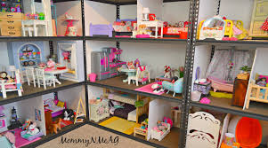 Monster High Doll House Furniture Huge American Doll House New 2016 Doll House Tour