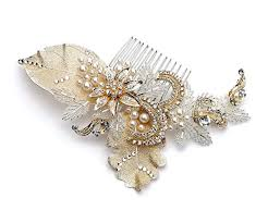 bridal hair comb beautiful bridal hair combs for your updo
