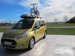 Ford Transit Connect Awning Ford Tourneo Connect U2013 New Contender For Bike Adventure Vehicle