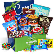 college student care package ronni s design memories college student care package