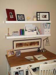 interior design modern home office design with cozy black desk