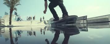 lexus un hoverboard tecnologia lexus hoverboard slide motorbox