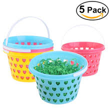 baskets for easter buy plastic easter baskets and get free shipping on aliexpress