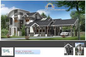 designer home plans kerala design homes simple house designs flat home plans