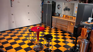 how to design a colorful kitchen floor to make it more attractive