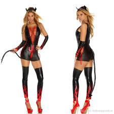 halloween carnival costume women devil monster cosplay