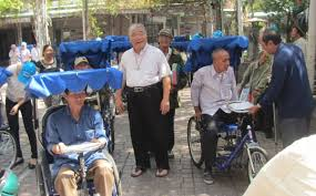 the house of saigon vietnam discarded by society s vietnamese war veterans welcomed