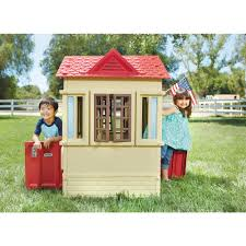little tikes cape cottage playhouse tan walmart com