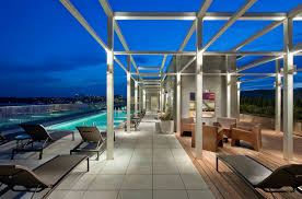 residences on the avenue rooftop terrace w amazing views