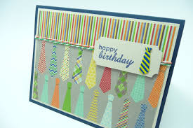 inspiring diy tie happy birthday card for men birthday 30 ideas