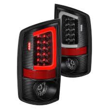 2003 dodge ram tail lights lumen dodge ram 1500 2500 3500 2003 2005 black smoke fiber