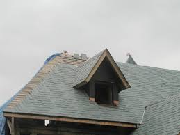 Dog House Dormers Building A Timberframe Home From Scratch First Doghouse Dormer