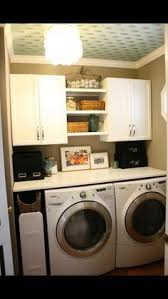 Space Saving Laundry Ideas White by Organization For Small Laundry Featuring Sophisticated Washing