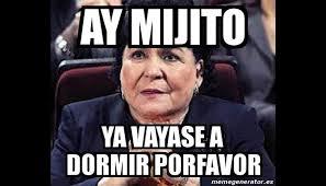 Carmen Salinas Meme Generator - carmen salinas comercializar磧 polos y art祗culos con sus memes